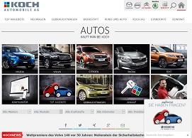 Automobile Koch