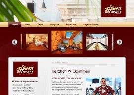 Ftiness Company Berlin