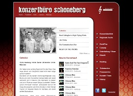 Konzertbüro Schoneberg - Berlin, London