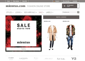 mientus - Fashion Online Store