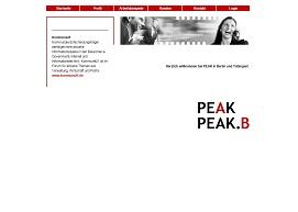 PEAK B - Agentur für Kommunikation