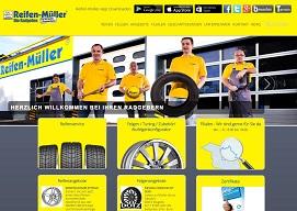Reifen-Müller - Autoservice