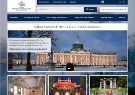 Stiftung Preussische Schlösser und Gärten