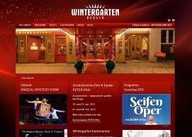Wintergarten Varieté - Berlin